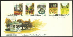 New Zealand First Day Cover [7781]