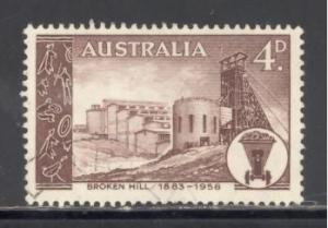 Australia Sc # 311 used (RS)