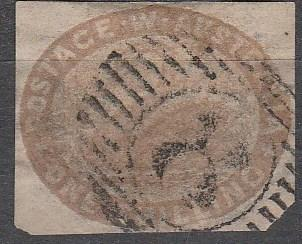 Western Australia #5  F-VF Used  CV $400.00 (A16493)