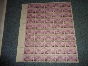 US SCOTT# 783, FULL SHEET, MNH, OG