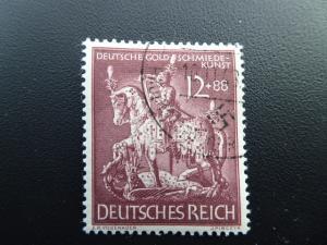 1943  Germany  Deutsches Reich Semi postal Sc# B248
