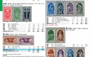 SPECIALIZED CATALOGUE ITALIAN STATES, KINGDOM, REP & AREA STAMPS (1000+ PDF pgs)