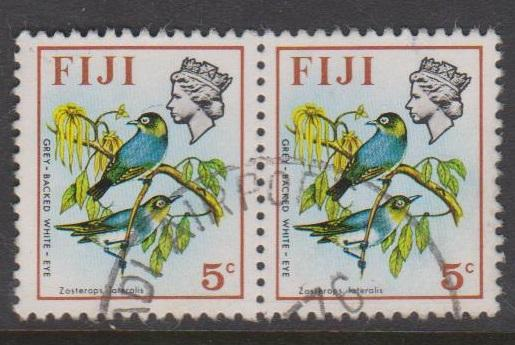 Fiji Sc#309 Used Pair
