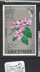 GRENADA  (P2103B)  QEII  15C  FLOWER  SG 314A   MNH