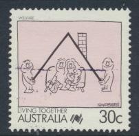 Australia SG 1120  SC# 1062  Used / FU    Welfare