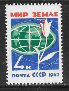 Russia  #2720 MNH Single