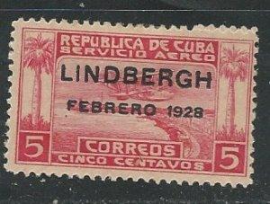 Cuba || Scott # C2 - MH
