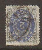 Denmark #16a Used