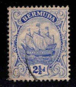 BERMUDA Scott 44 used  Dry Dock stamp