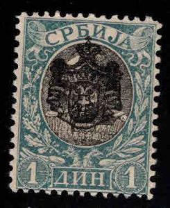 Serbia  Scott 75C  MNH** Type 1