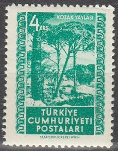 Turkey #1062 MNH  (S6089)