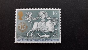 Great Britain 1984 EUROPA Stamps Used