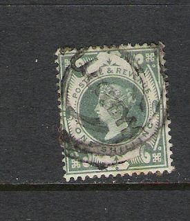 GREAT BRITAIN 122 VFU CV68 Q389