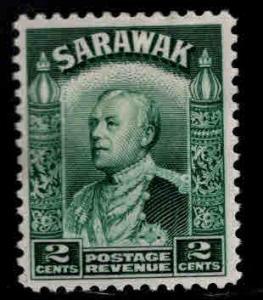 SARAWAK Scott 110 MH* stamp