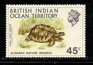 British Indian Ocean Territory 1971 QEII mnh sc 39