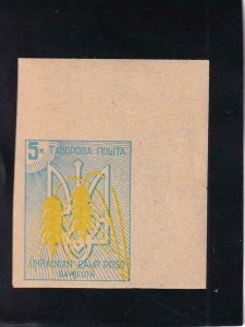 D.P. Camp: Bayreuth Camp, Wilhelm #9, MNH, Imperf (42709)