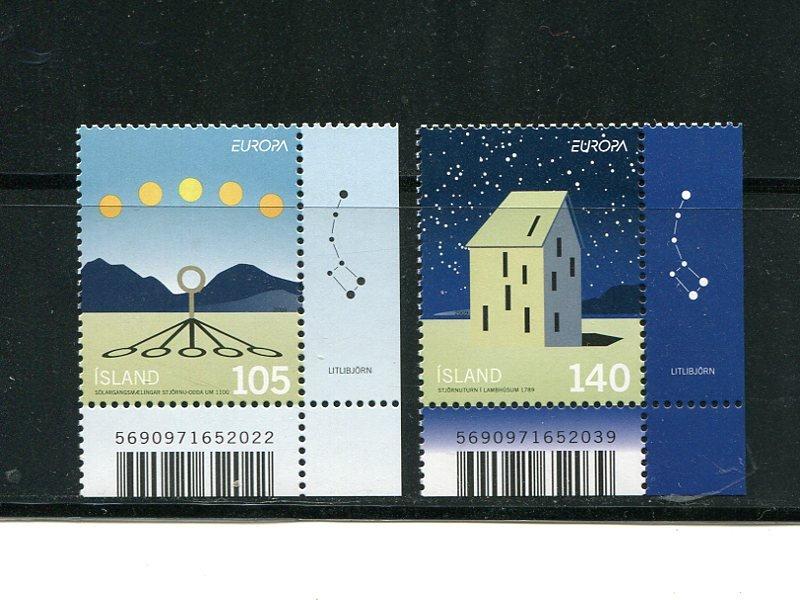 Iceland  2009  Mint VF NH