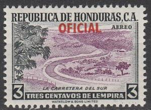 Honduras #CO71   MNH F-VF  (V4488)