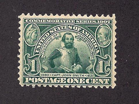 328 Mint,OG,NH... SCV $65.00