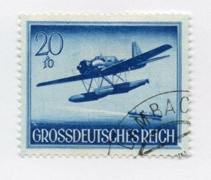 Germany 1943 Early Issue Fine Used 20pf. NW-100716