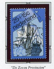 Netherlands MNH Scott Cat. # B493