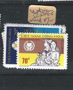 LAOS  (P1107B) UN ICEF  SC 504-5     MNH