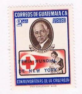 Guatemala C236 MNH Red Cross 1960 (G0369)