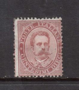 Italy #46 Mint