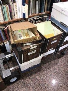 Treasure Hunt Worldwide Stamp Box Lot