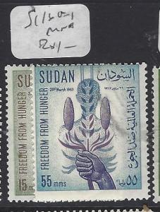 SUDAN  (PP0410B)  FFH   SC 160-1   MNH