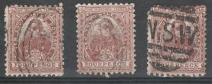 #79,79a,79b New South Wales used