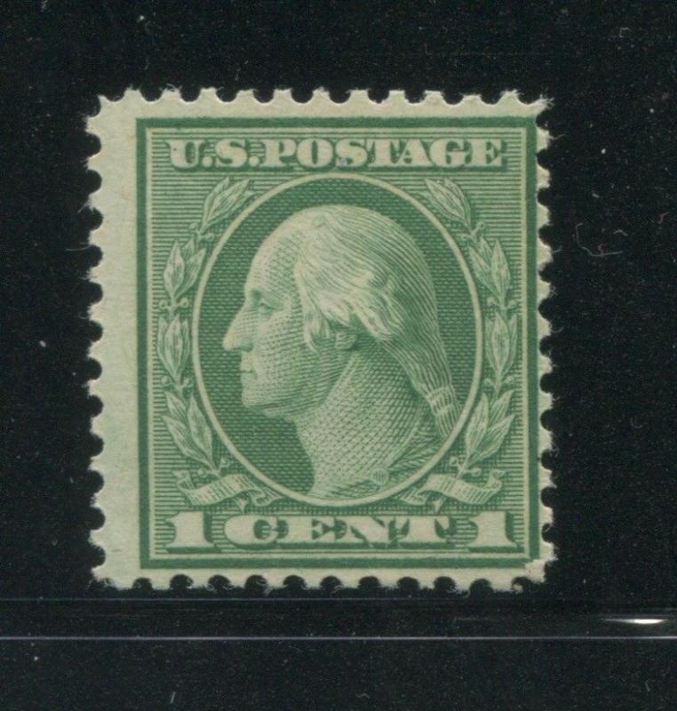 1921 US 1 Cent Postage Stamp 545 Mint Never Hinged Fine Original Gum