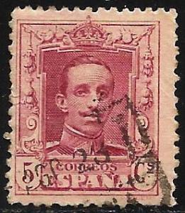 Spain 1922 Scott# 333 Used