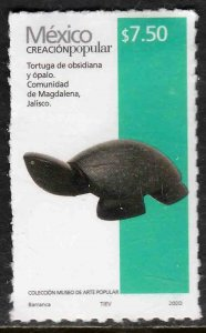MEXICO 3168, $7.50 POPULAR ARTIFACTS 2020. SELF-ADHESIVE. MINT, NH. VF.