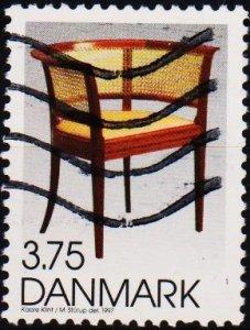 Denmark. 1997 3k75 S.G.1127 Fine Used