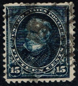 US #274 Henry Clay; Used (2Stars)