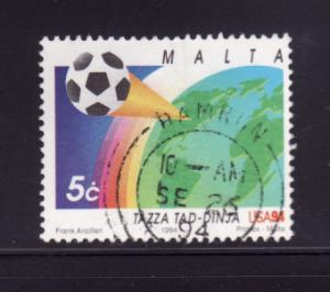 Malta 836 U World Cup Soccer