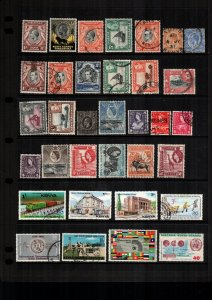 Kenya uganda  34  diff used and mint lot collection