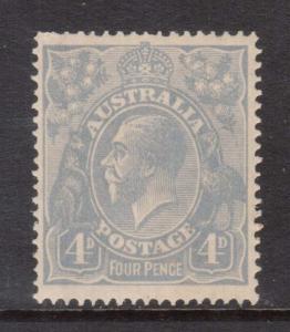 Australia #33 Mint