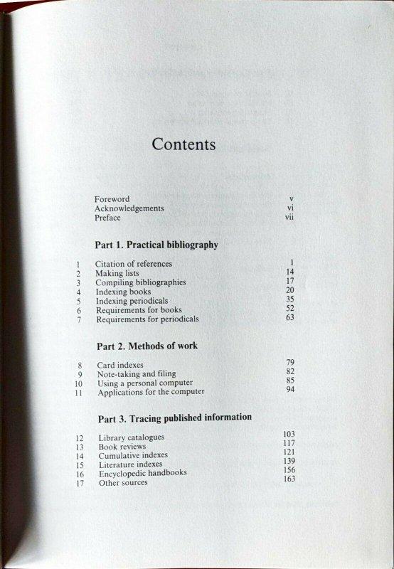 PHILATELIC LITERATURE COMPILATION TECHNIQUES and REFERENCE SOURCES James Negus