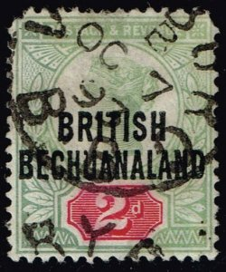 Bechuanaland Prot. #34 Queen Victoria; Used (2Stars)