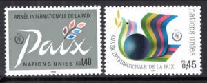 UN Geneva 148-149 MNH VF