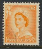 New Zealand SG 724 SC# 289 Used  see details 1953 QE II  Definitive Issue