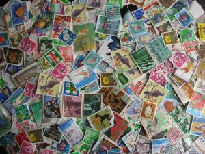 JAPAN colossal mixture (duplicates,mixed cond) 2,000 35% comems,65% defins