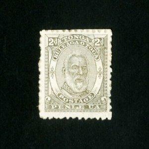 Tonga Stamps # 11 VF Unused