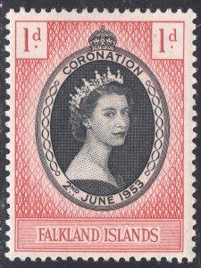 FALKLAND ISLANDS SCOTT 121