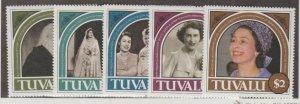 Tuvalu Scott #454-458 Stamps - Mint NH Set
