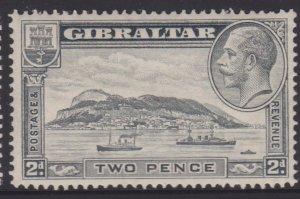 Gibraltar Sc#98 MH