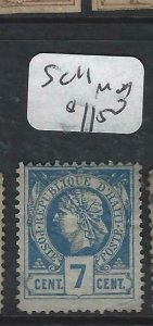 HAITI  (P1506B)  SC11   MOG