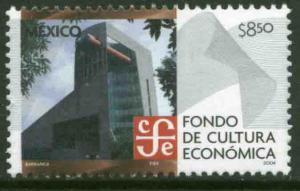 MEXICO 2358, Economic Cultural Fund, 70th Anniversary. MINT, NH. F-VF.